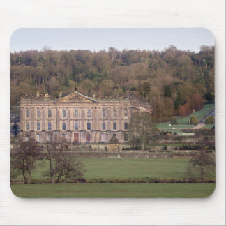 Chatsworth House Mouse Pad