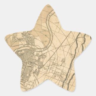 chattanooga1870 star sticker