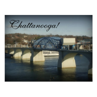 Chattanooga Postcard