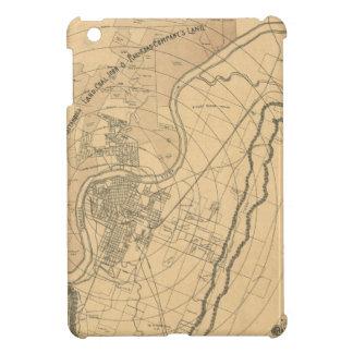 Chattanooga Tennessee 1870 iPad Mini Case