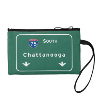 Chattanooga Tennessee Interstate Highway Freeway : Coin Purse