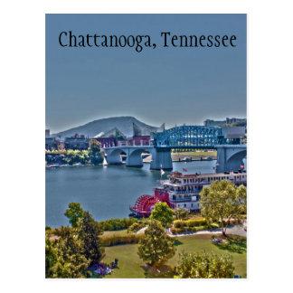 Chattanooga, Tennessee Photo Postcard
