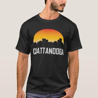 Chattanooga Tennessee Sunset Skyline T-Shirt