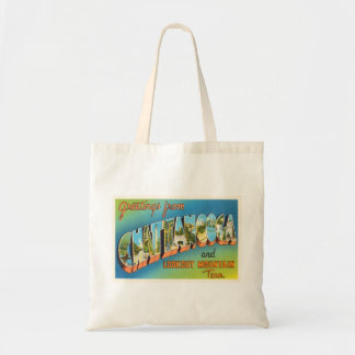 Chattanooga Tennessee TN Vintage Travel Souvenir