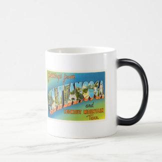 Chattanooga Tennessee TN Vintage Travel Souvenir Magic Mug