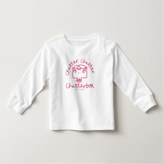 Chatter Chatter Chatterbox Toddler T-shirt