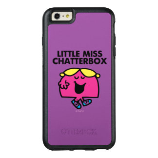 Chatting With Little Miss Chatterbox OtterBox iPhone 6/6s Plus Case