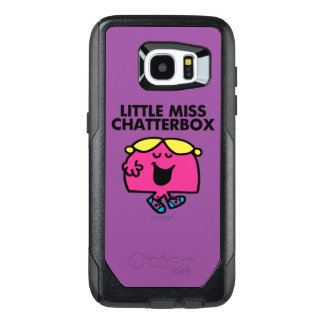 Chatting With Little Miss Chatterbox OtterBox Samsung Galaxy S7 Edge Case