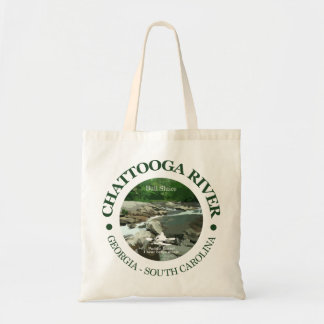 Chattooga River (C) Tote Bag