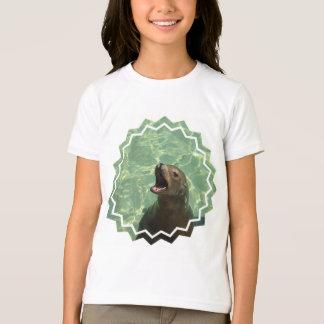 Chatty Sea Lion Girl's T-Shirt