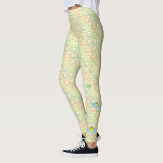 Chaucer the Rubber Duck Leggings