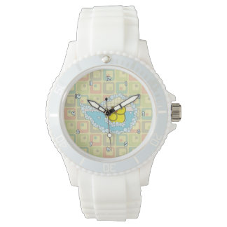 Chaucer the Rubber Duck Watch