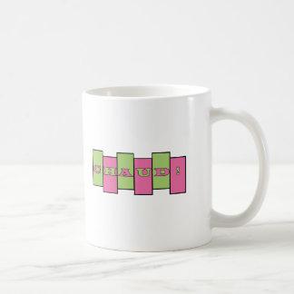 CHAUD! Bowling Alley Mug