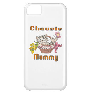 Chausie Cat Mom iPhone 5C Covers