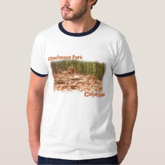 Chautauqua Park Colorado guys shirt