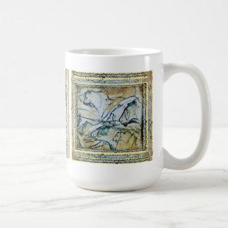 Chauvet Cave Lions Classic White Coffee Mug