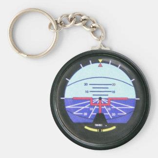 Chaveiro Artificial Horizon - Sea Style 2010 Keychain
