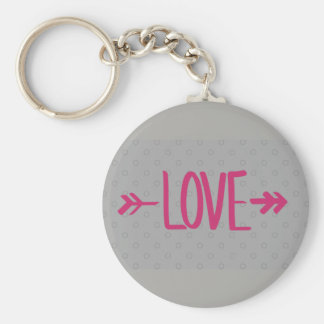 Chaveiro grey Love Keychain