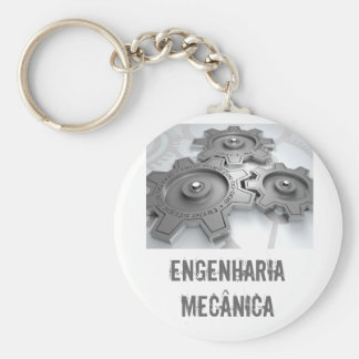 CHAVEIRO MECHANICAL ENGINEERING KEYCHAIN