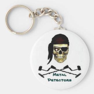 Chaveiro Metal Detector 01 Keychain