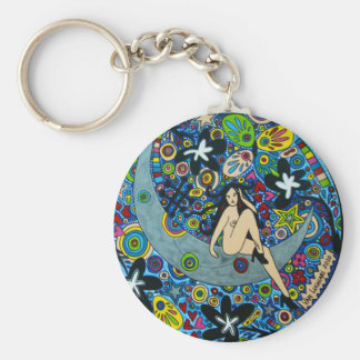 Chaveiro Pinup in the Moon Keychain