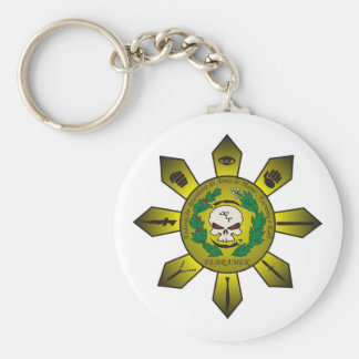 Chaveiro with Soon of the Federation Basic Round Button Keychain