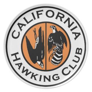 CHC logo Plate