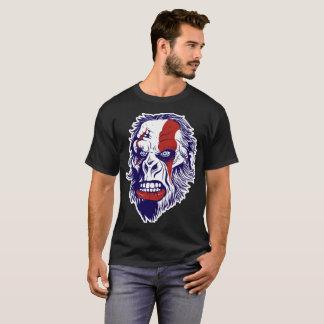 Che Angry Gorilla Revolutionary Noteworthy T-Shirt