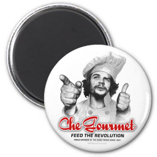Che Gourmet Feed The Revolution Che Guevara Magnet