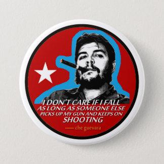 Che Guevara 3 Inch Round Button