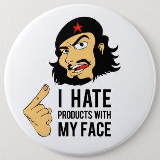 Che Guevara 6 Inch Round Button