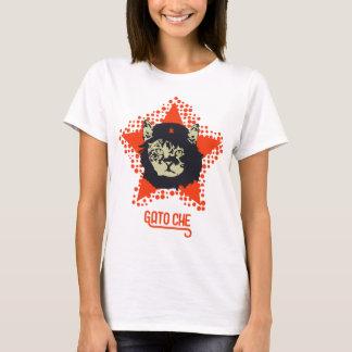 Che Guevara Cat T-shirt