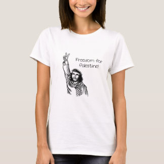 Che Guevara , Freedom for Palestine! T-Shirt