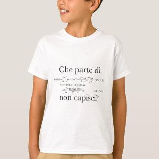 Che parte di T-Shirt