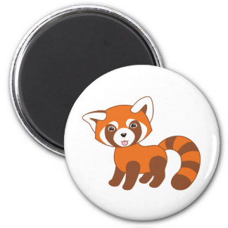 Che Red Panda Magnet