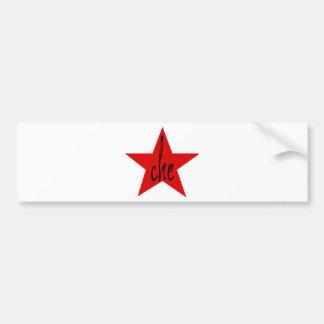 Che Red Star! Bumper Sticker
