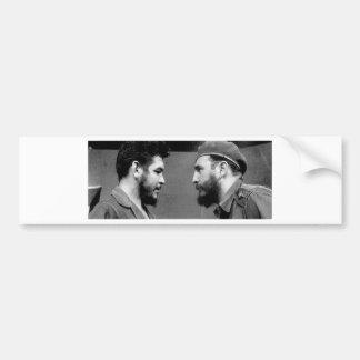 Che-y-Fidel Bumper Sticker