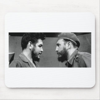 Che-y-Fidel Mouse Pad