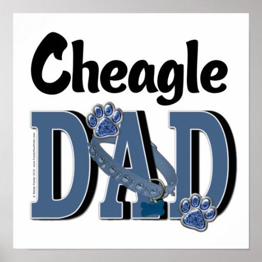 Cheagle DAD Poster