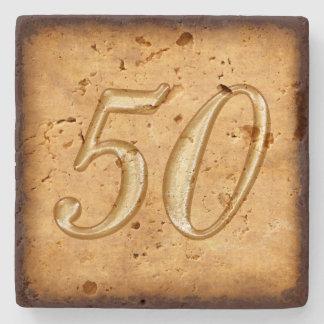 Cheap 50th Anniversary Gifts, Travertine Coasters Stone Coaster