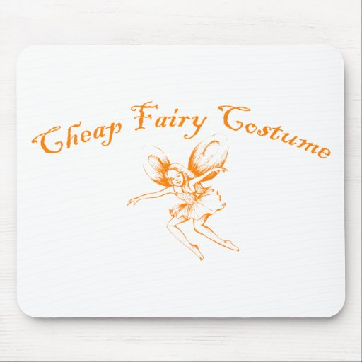 Cheap Fairy Costume Mousepads