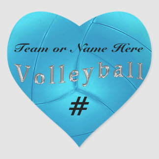 CHEAP Personalized Team Volleyball Stickers