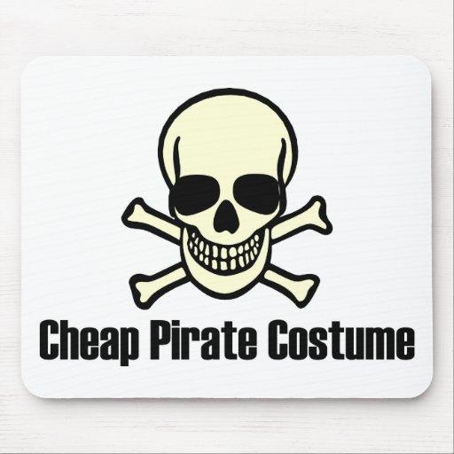 Cheap Pirate Costume Mousepad