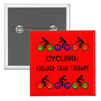 cheaper than therapy 2 inch square button