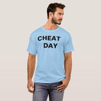 Cheat Day mens $19.20 T-Shirt