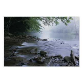 Cheat River in West Virginia Poster