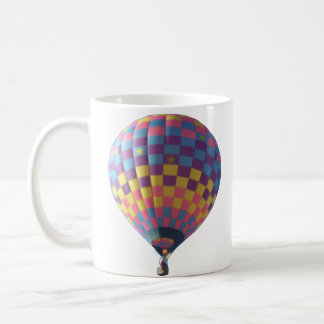 Check-It-Out Hot Air Balloon Mug