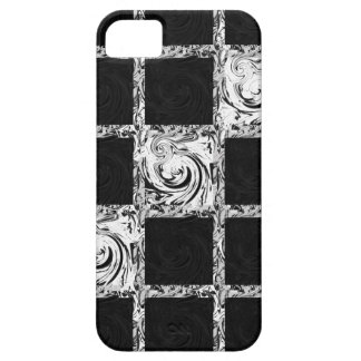 check pattern case for the iPhone 5
