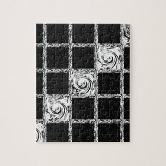 check pattern puzzle