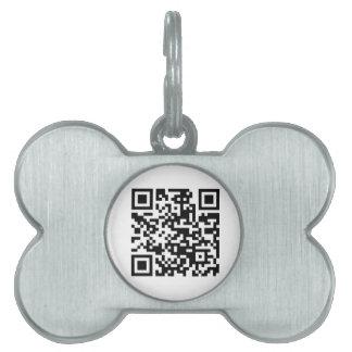 Check this QR code Pet Tags